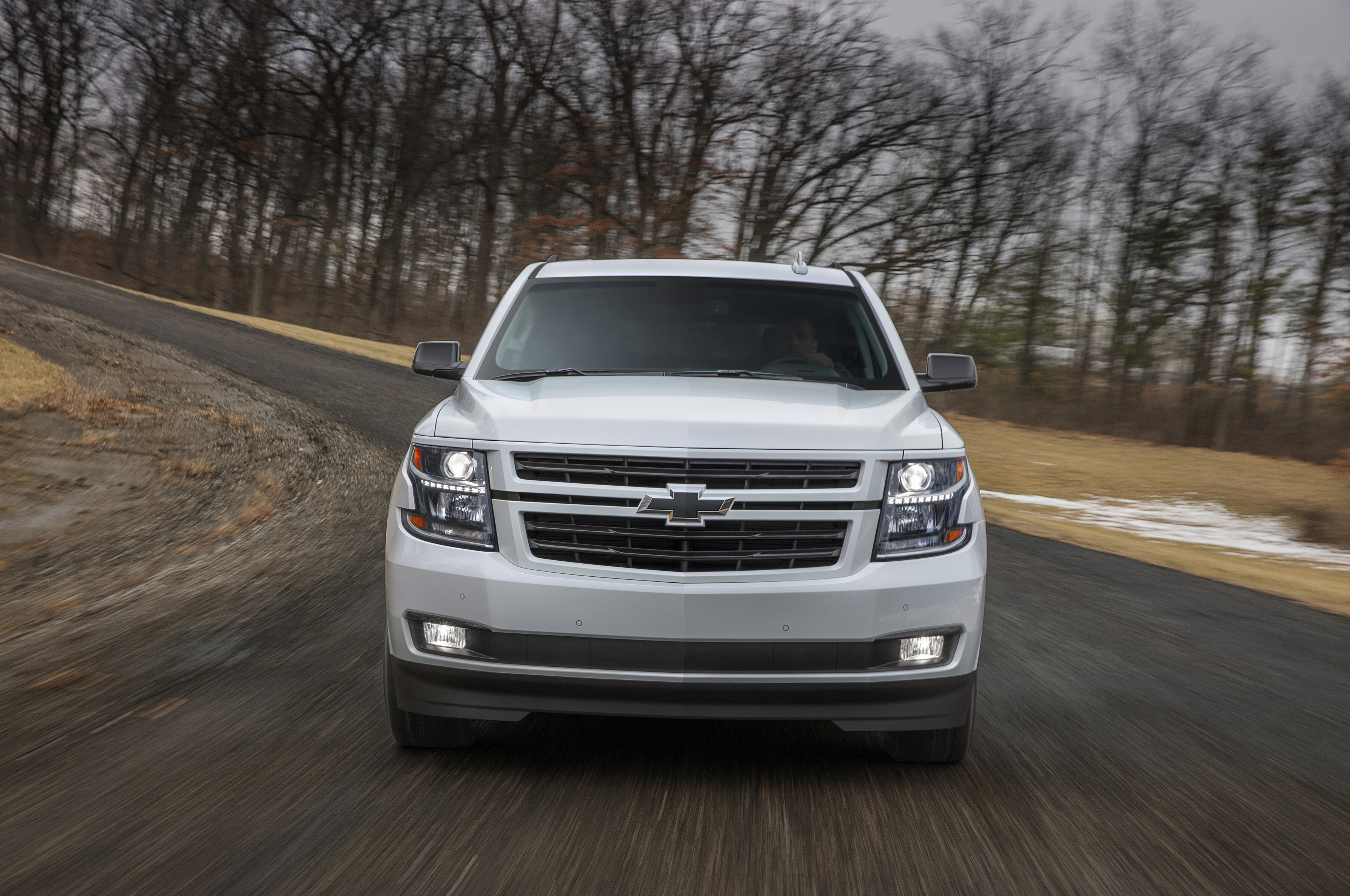 Chevy tahoe suburban heat up with rst package