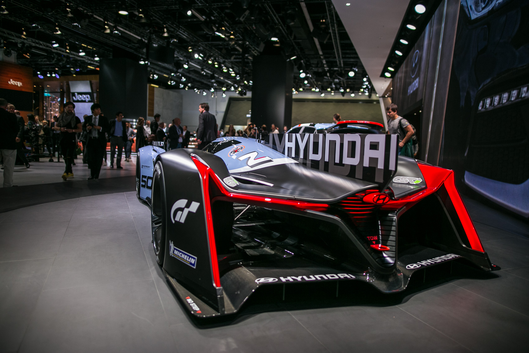 Gallery: Most Awesome Concept Cars from the Frankfurt Motor Show ...