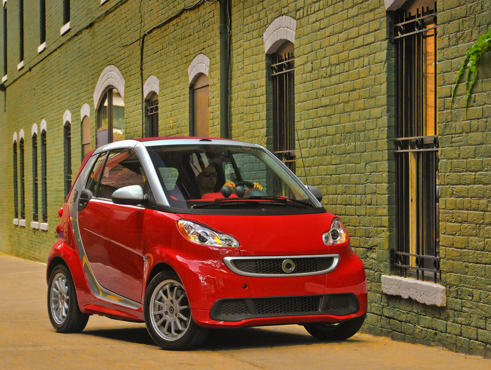 Model Year 2017 Smart Electric Drive