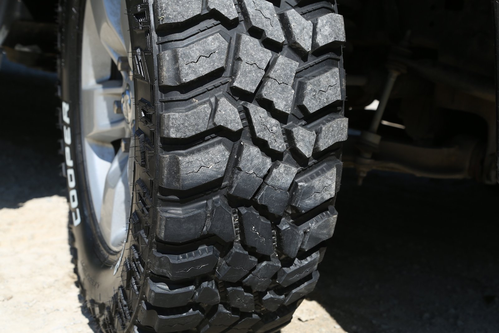 Cooper Tires Review >> Cooper Discoverer STT Pro Tire Review - AutoGuide.com