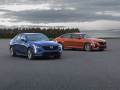 The first-ever 2020 CT4-V and CT5-V are driven by Cadillac's latest turbocharging technology and build on more than 15 years of performance credentials.