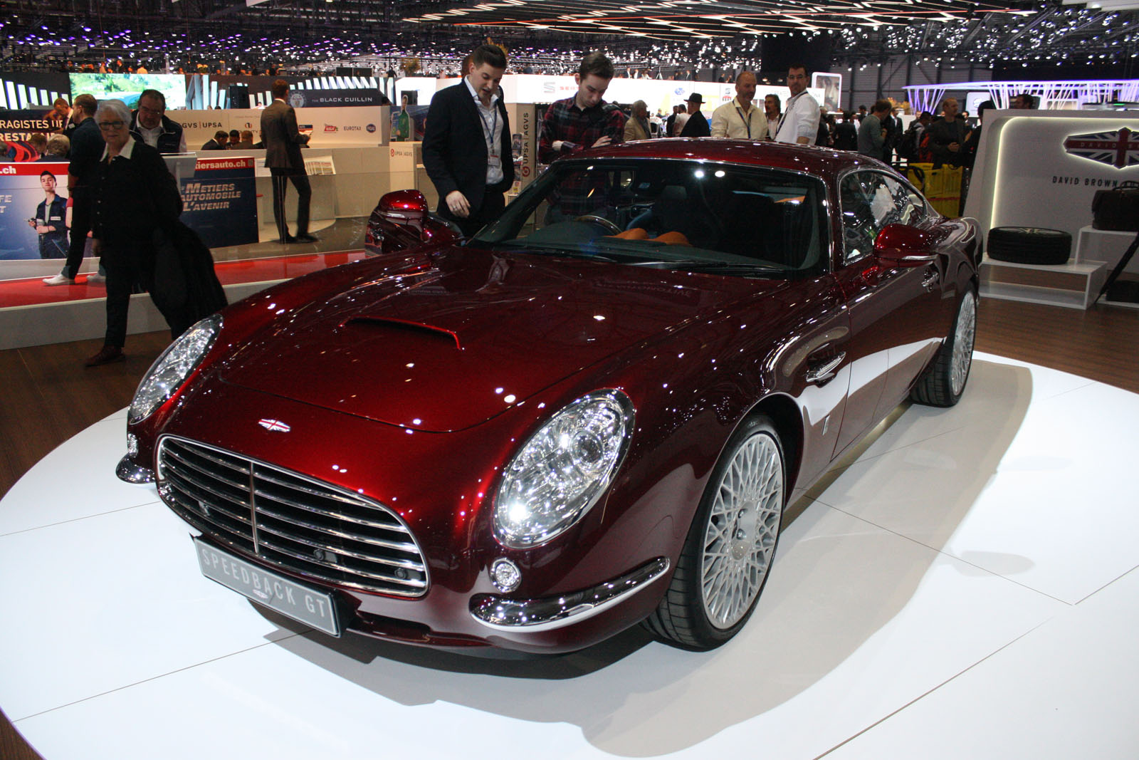 This Aston Martin Restomod Is Marvelous And I Need It Now Autoguide Com News