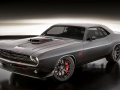 The Dodge Shakedown Challenger weaves together design cues from the past and present to create a uniquely original Mopar creation.