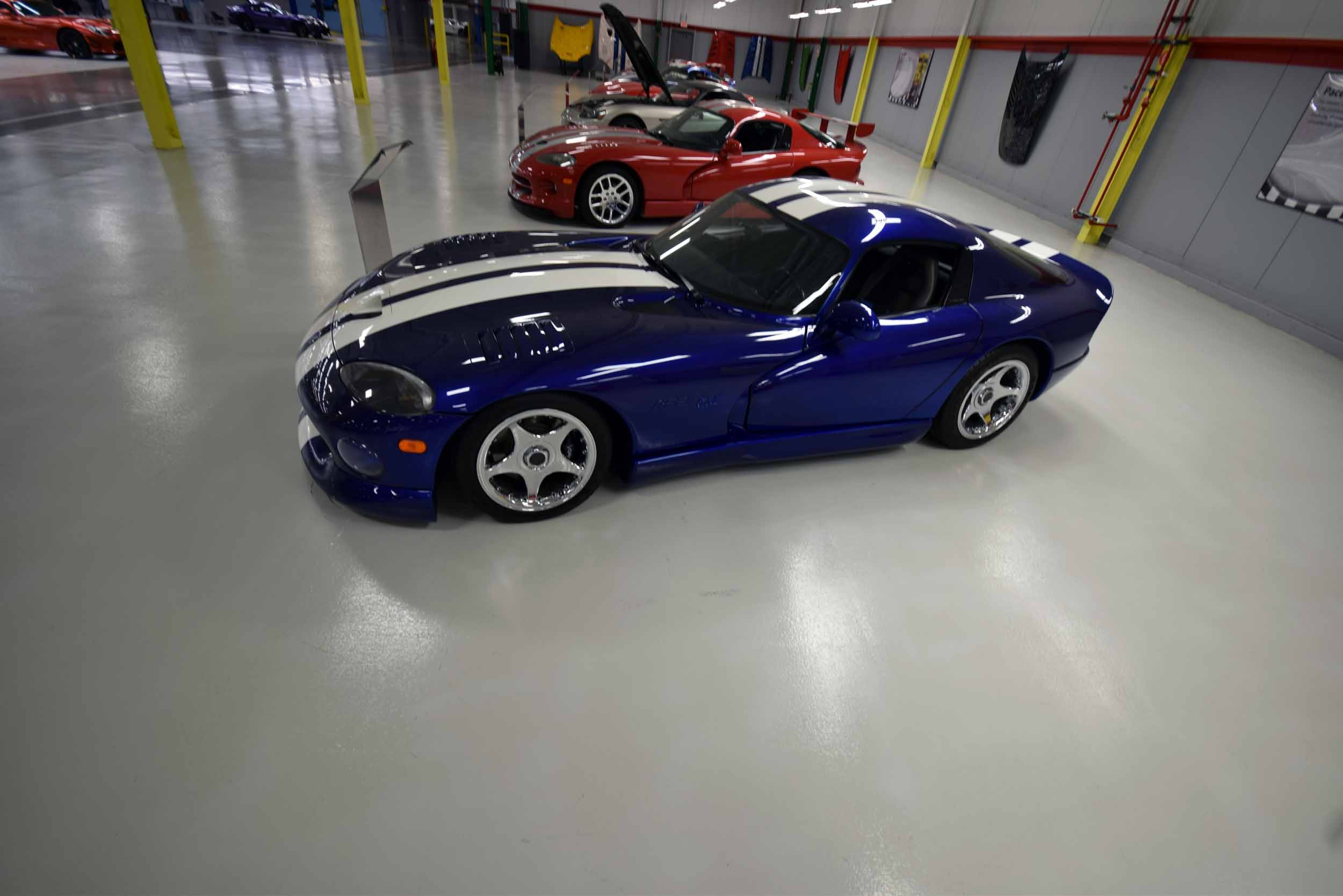 an homage to the dodge viper taking my car back to its birthplace news. Black Bedroom Furniture Sets. Home Design Ideas
