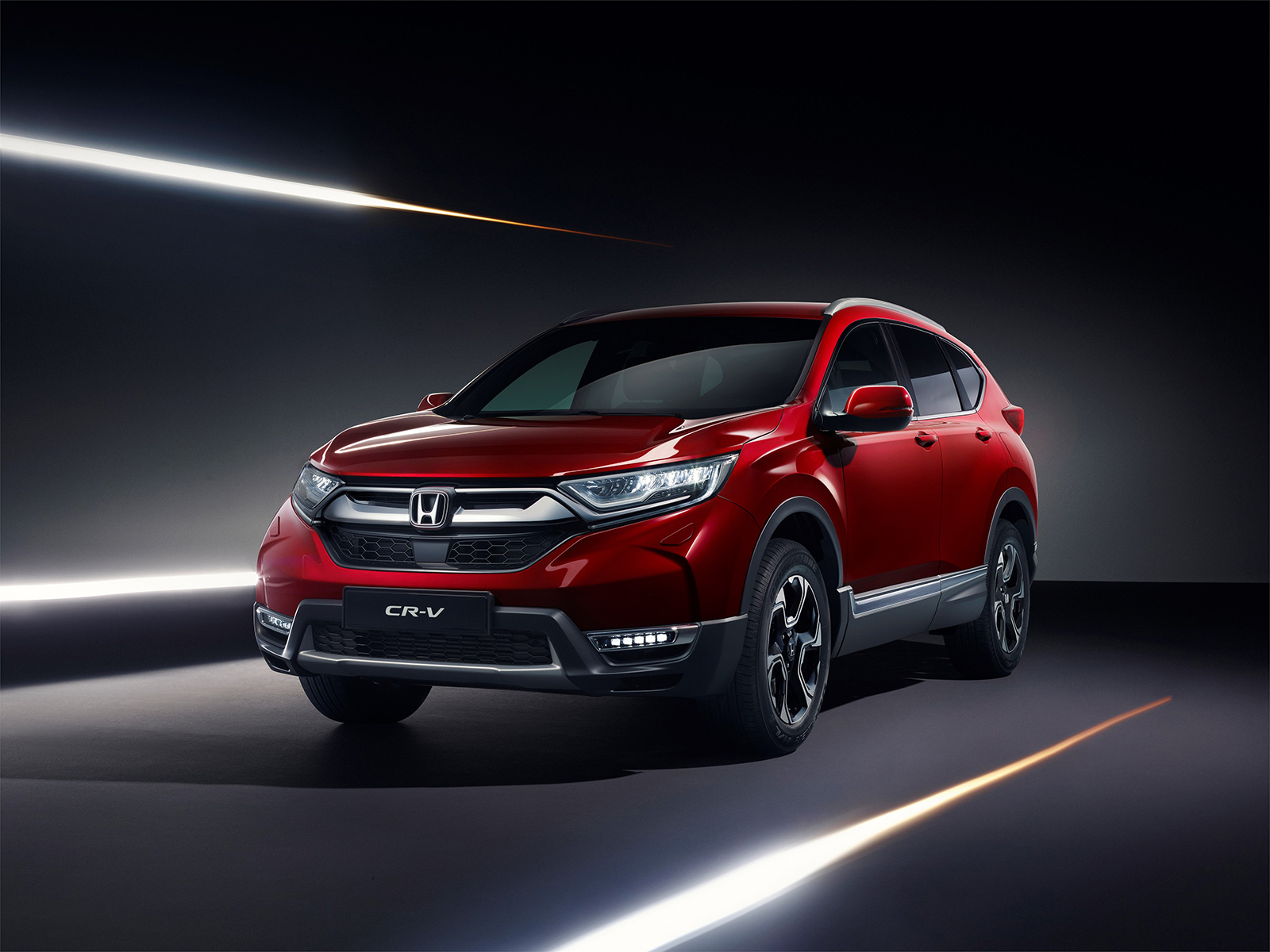 Honda Cr V Dumps Sel For Hybrid Variant In Europe