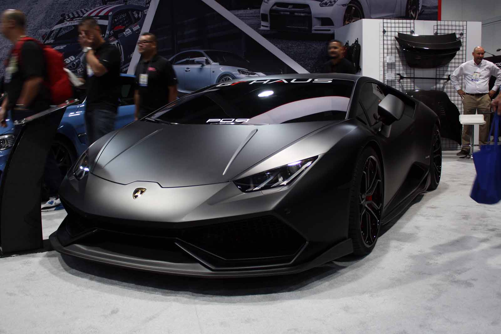 Gallery 19 Of The Best Exotic Cars From Sema 2015