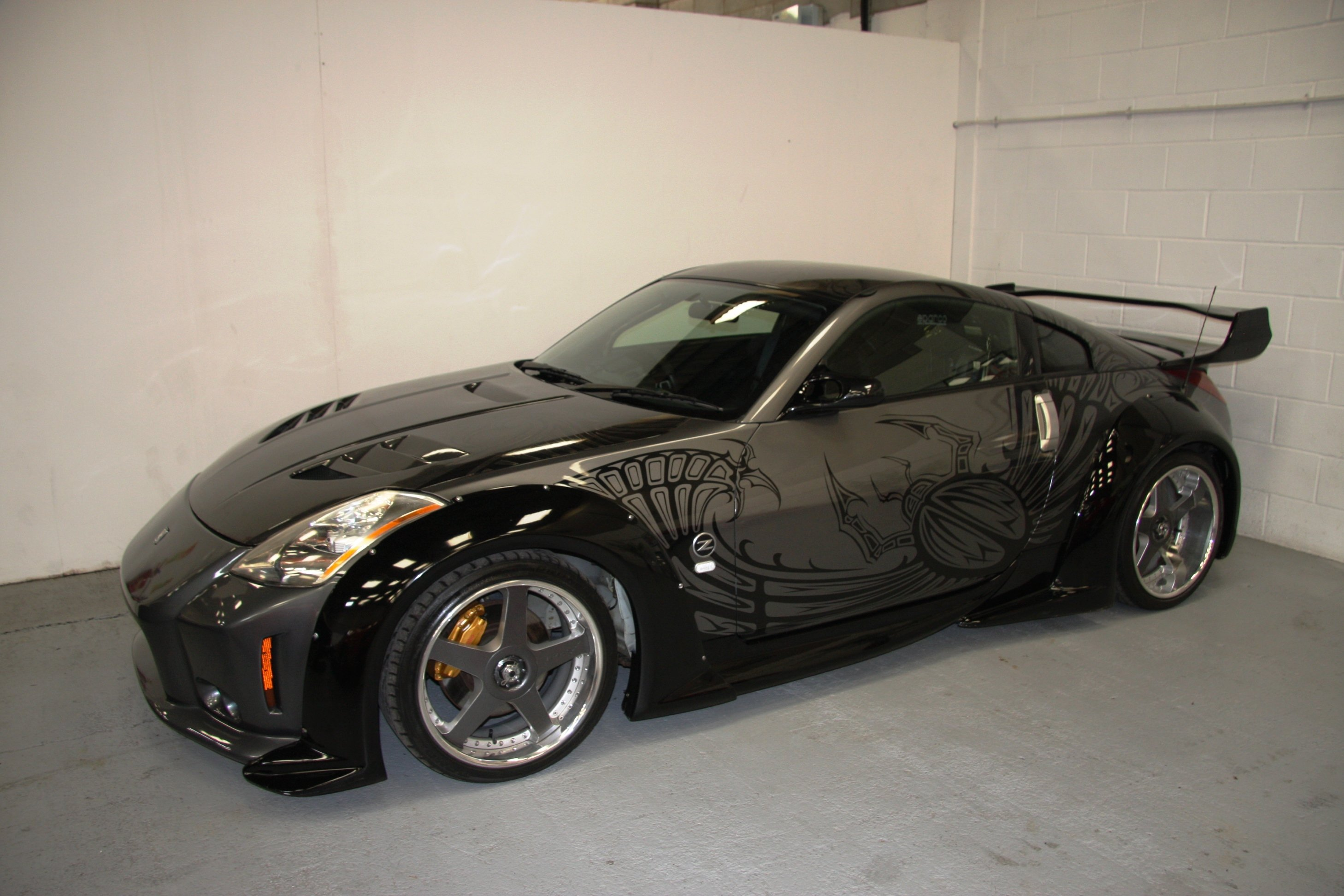 Fast And Furious Tokyo Drift Nissan 350z Available For 234k