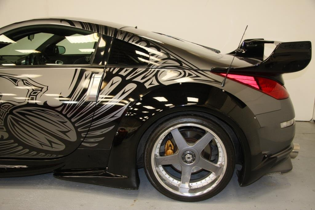 Fast and Furious Tokyo Drift Nissan 350Z Available for $234K