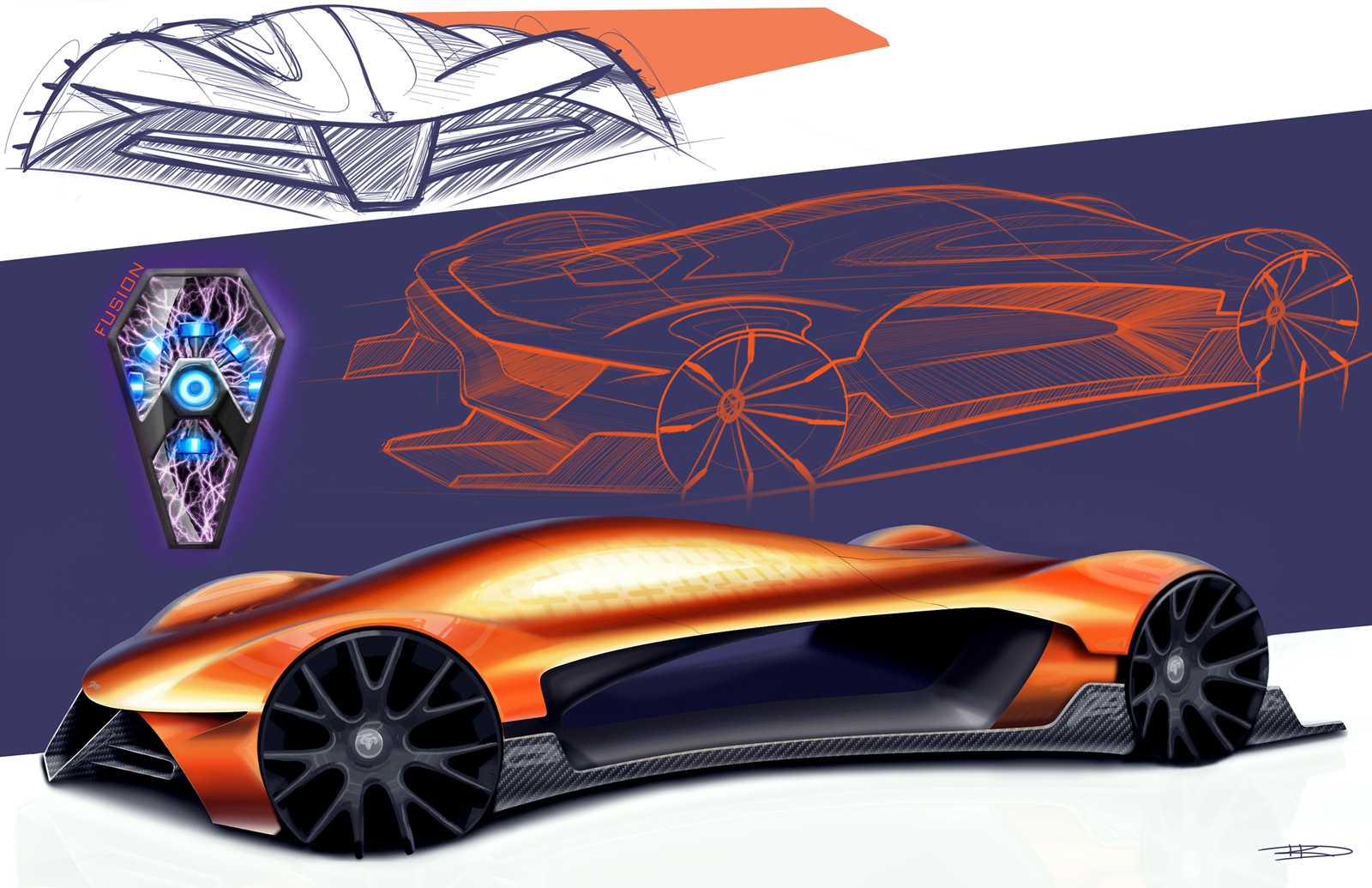 High School Students Offer Up Some Excellent Car Designs » AutoGuide