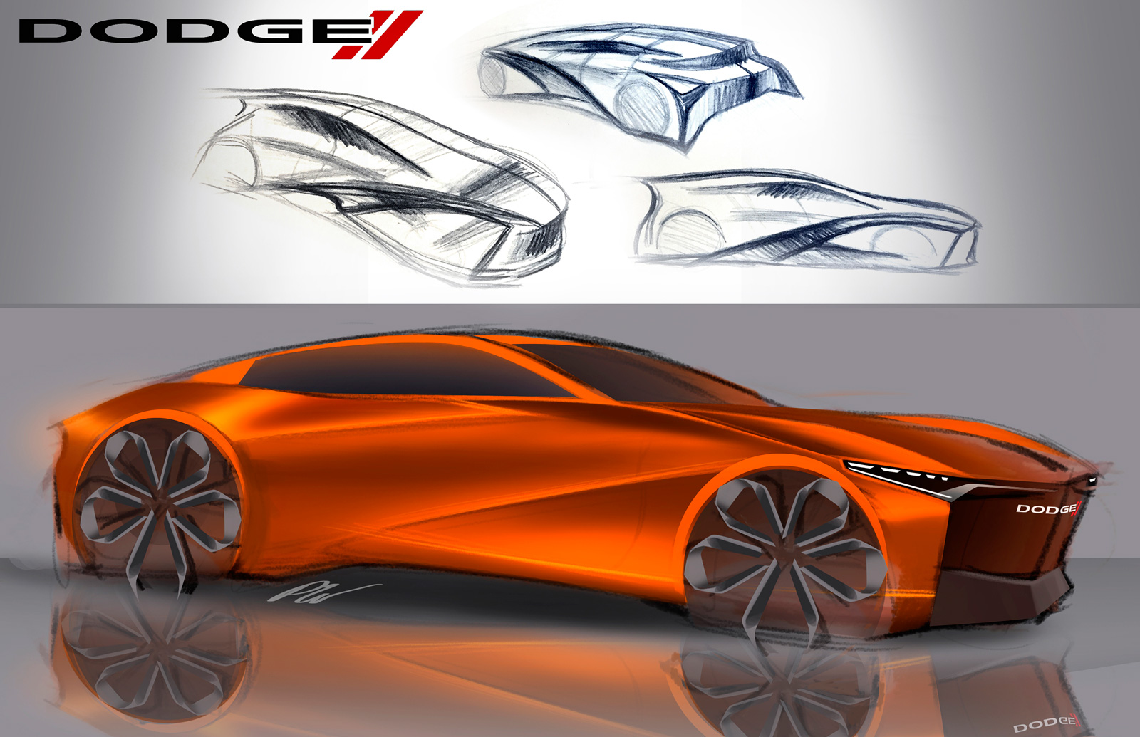 High School Students Offer Up Some Excellent Car Designs