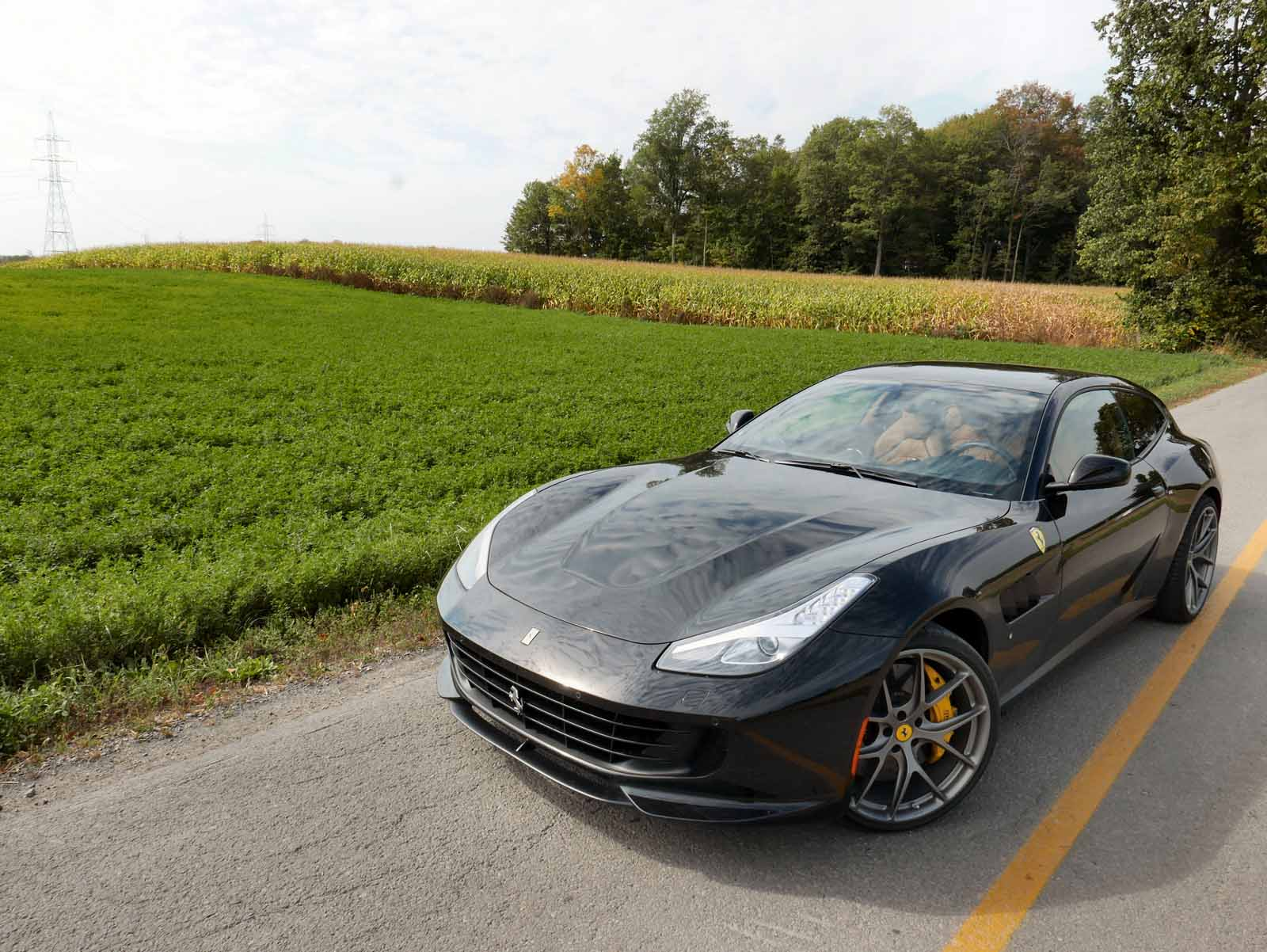 2017 ferrari gtc4lusso review 5 things i learned driving my first ferrari gtc 4lusso ben hunting 9 publicscrutiny Gallery