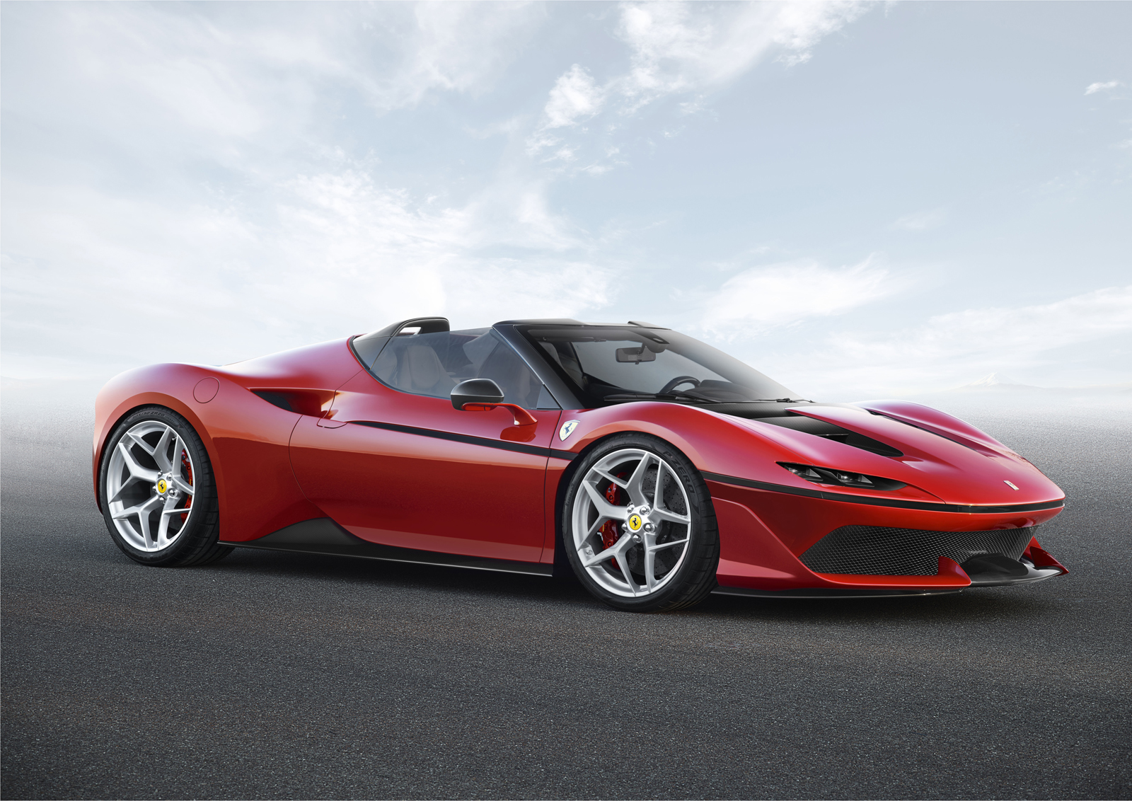 Ferrari J50 Takes Top Honors in Coveted Red Dot Design Awards ...