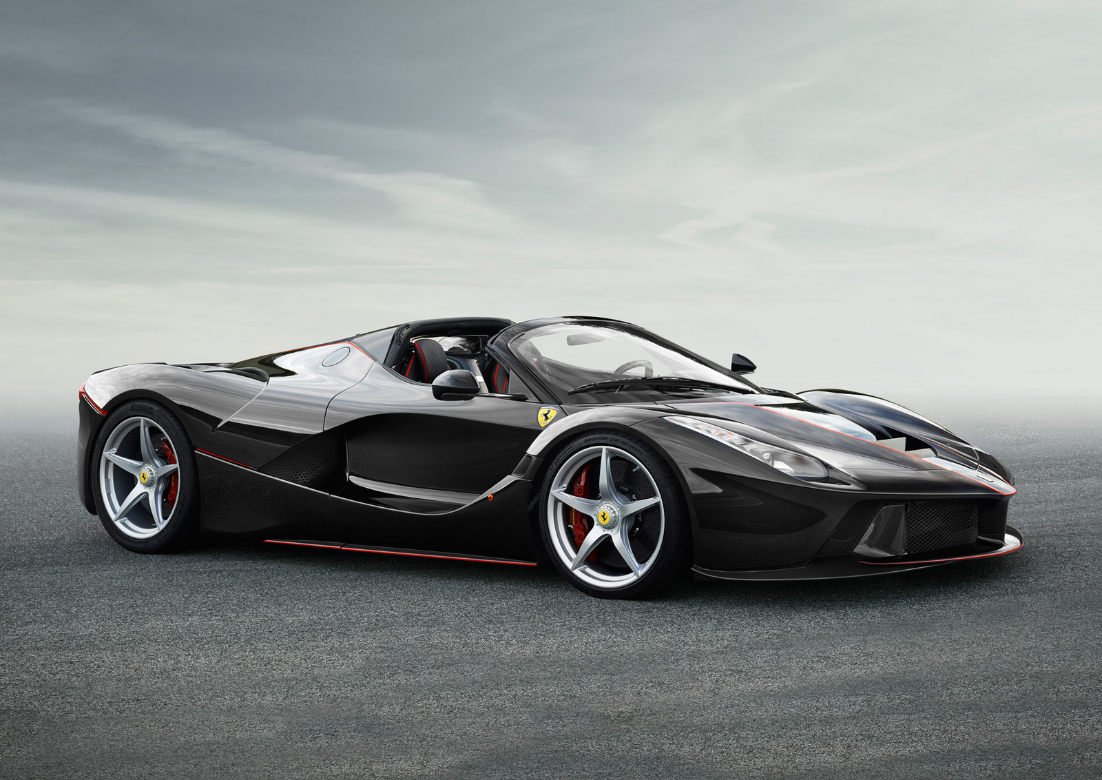 Another Laferrari Aperta Is Being Produced For Charity
