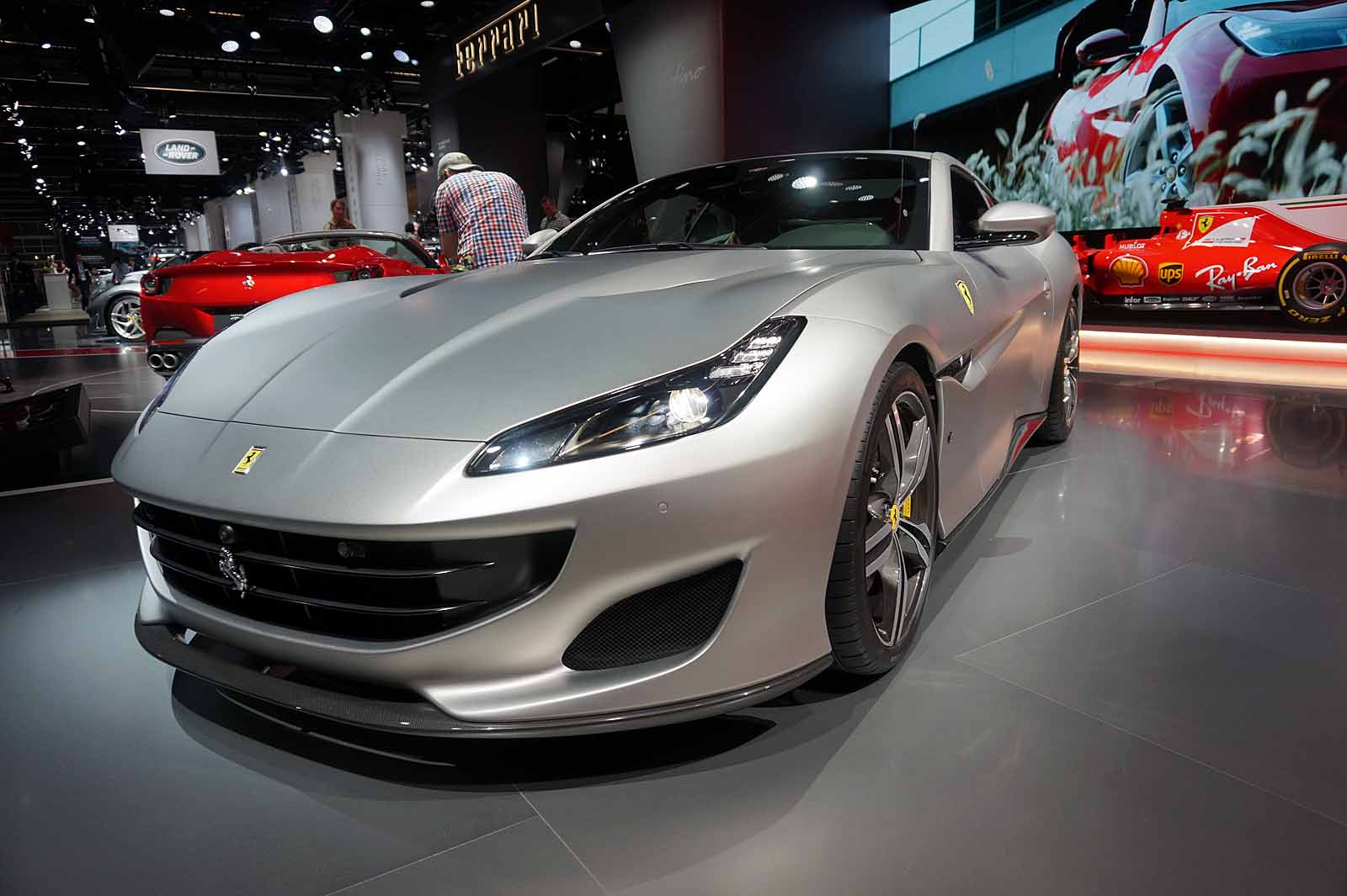 Gallery Entry Level Ferrari Portofino Looks Like Money