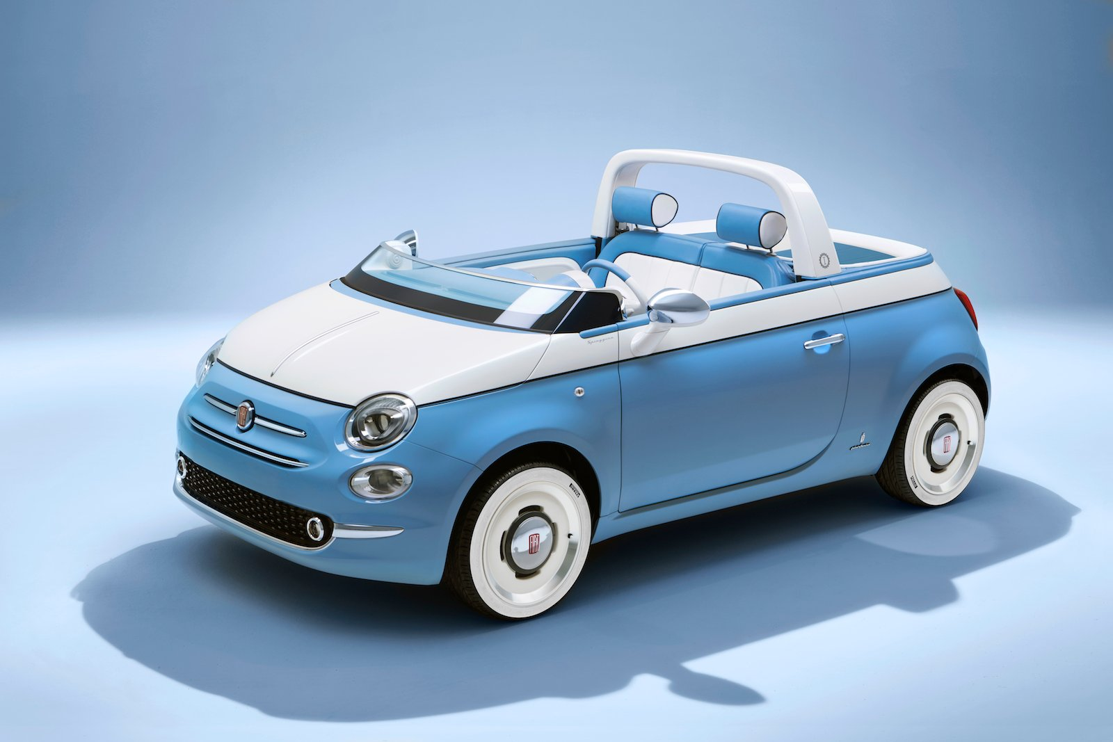 new fiat spiaggina is a fiat 500 we would totally buy. Black Bedroom Furniture Sets. Home Design Ideas
