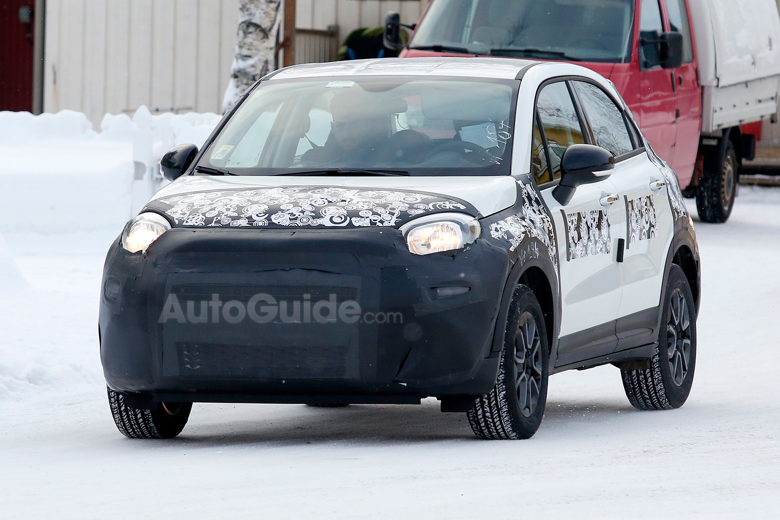 X. Just like the Jeep Renegade, the Fiat 500X ...