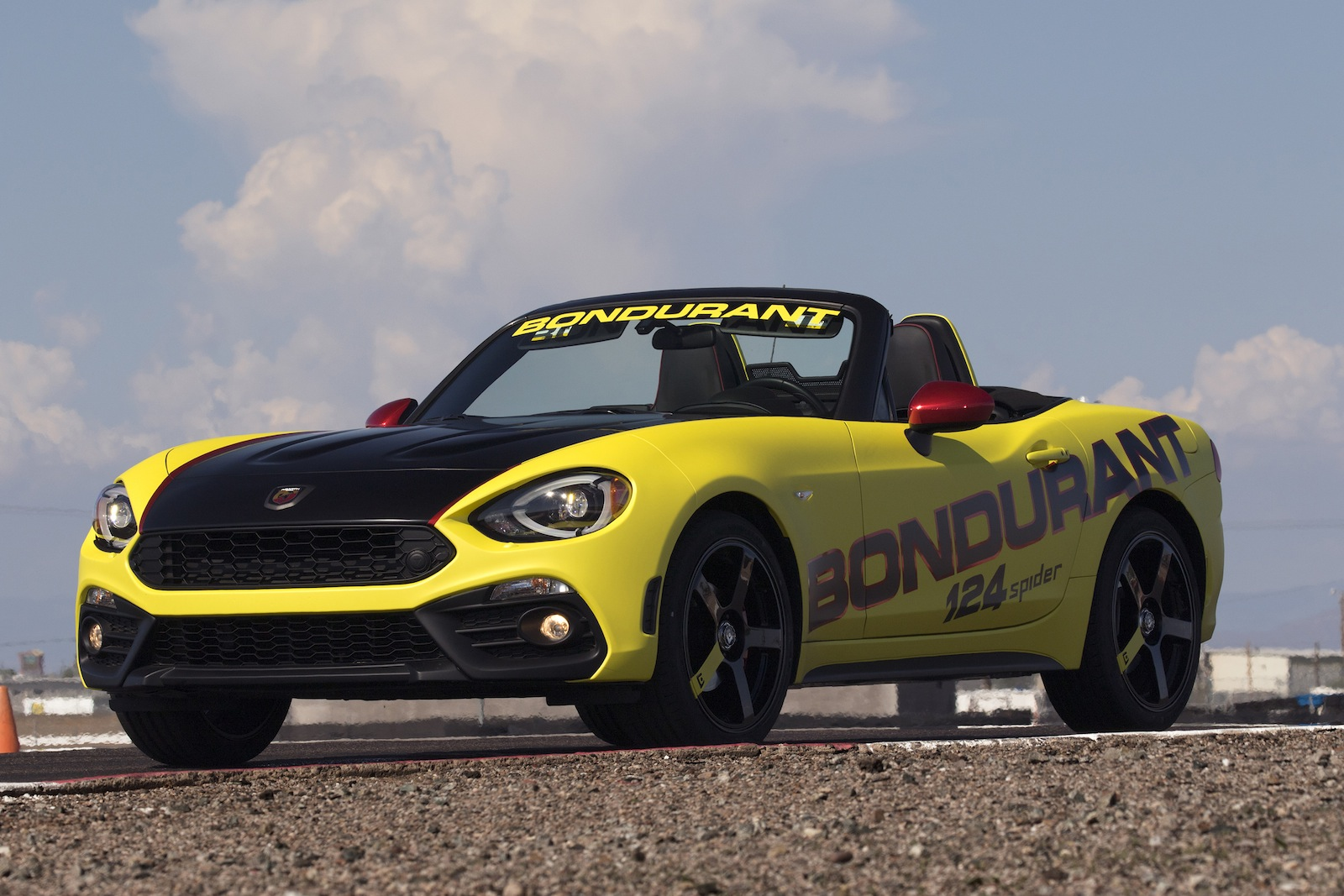 FIAT Brandu0027s Abarth Models, Including The All New 124 Spider A ...