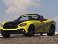 FIAT brand's Abarth models, including the all-new 124 Spider A