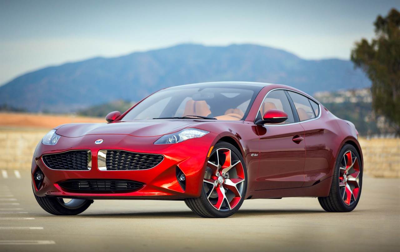Karma Automotive Plans To Produce 50k Cars A Year In China