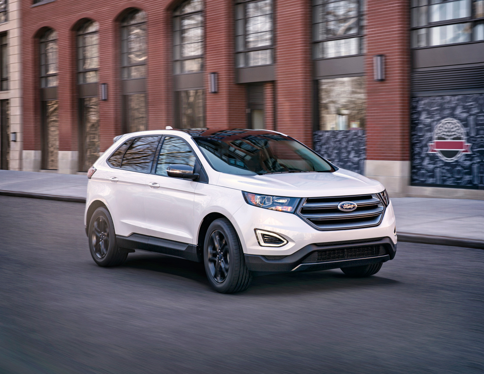 2018 Ford Edge Sel Sport Earance Package