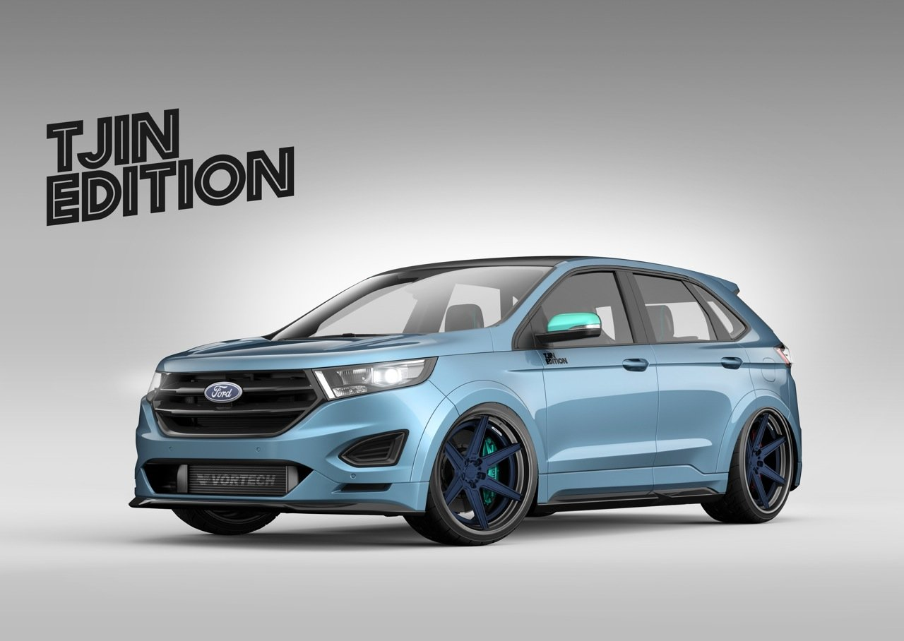 Ford Edge Modifications User Manuals