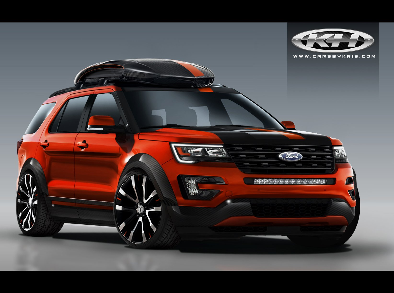 Ford Edge Sport Explorer Get Dressed Up For Sema Radio Wiring Diagram Quotes Wanderlust By Cars Kris