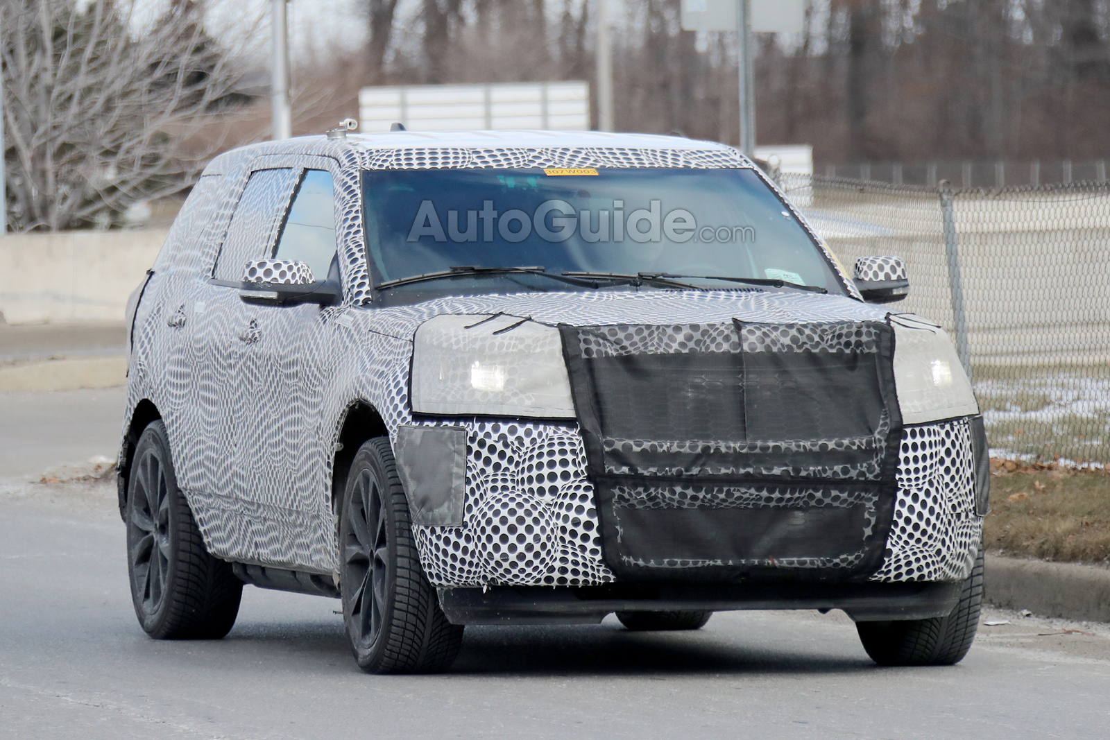 2020 Ford Explorer To Debut In Detroit Next Month Autoguide Com News