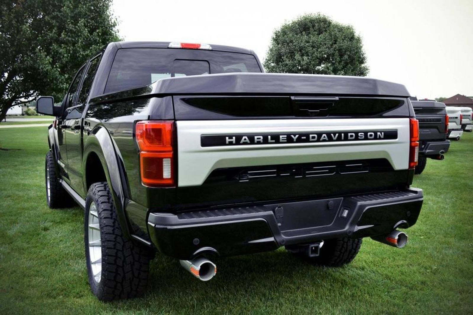 F 150 Harley Davidson May Soldier On Without Ford Autoguide Com News