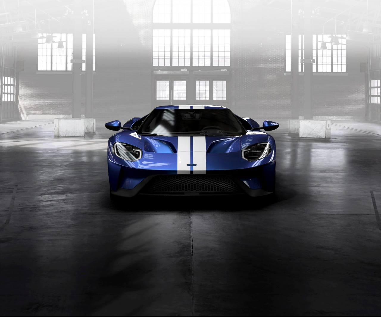 Ford Gt Order Books Open Starts At Around K
