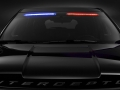 "Ford to Launch New Factory ""No Profile"" Front Visor Light on Police Interceptor Utility"