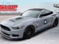 SEMA 2016 - 2017 Ford Mustang Fastback Track Attack by VMP Performance