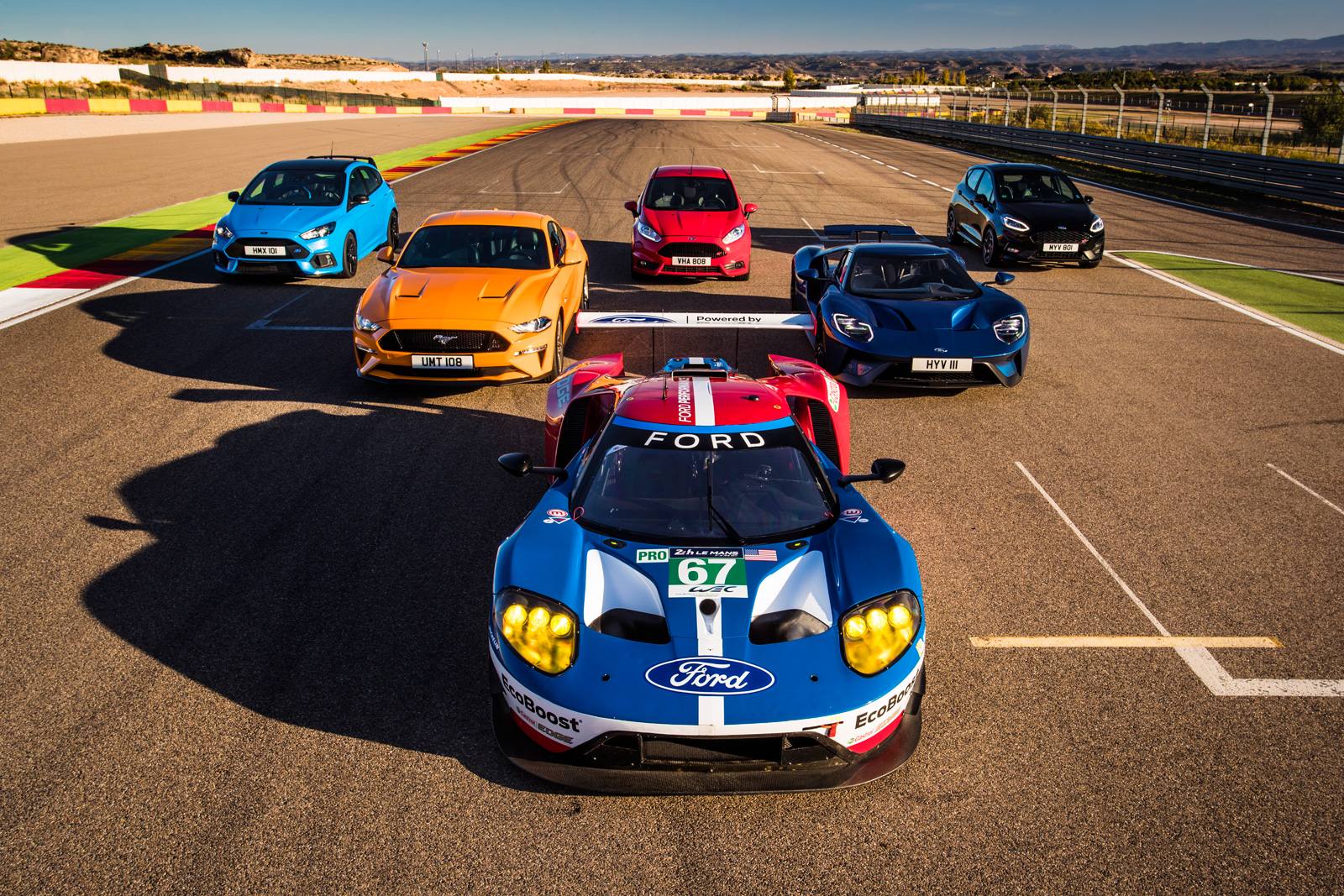 Used Ford Raptor >> So a Ford GT, Fiesta ST, Some Mustangs and a Raptor Walk into a Bar... » AutoGuide.com News