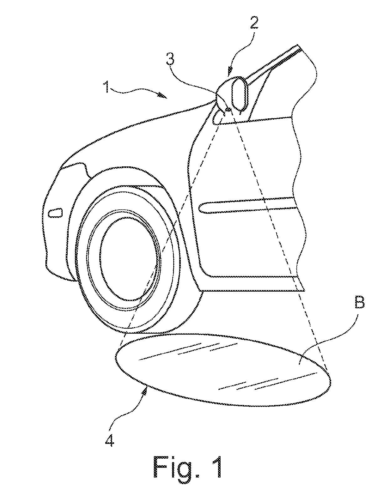 ford patents a functional useful puddle light Ford Troller ford puddle light patent 03