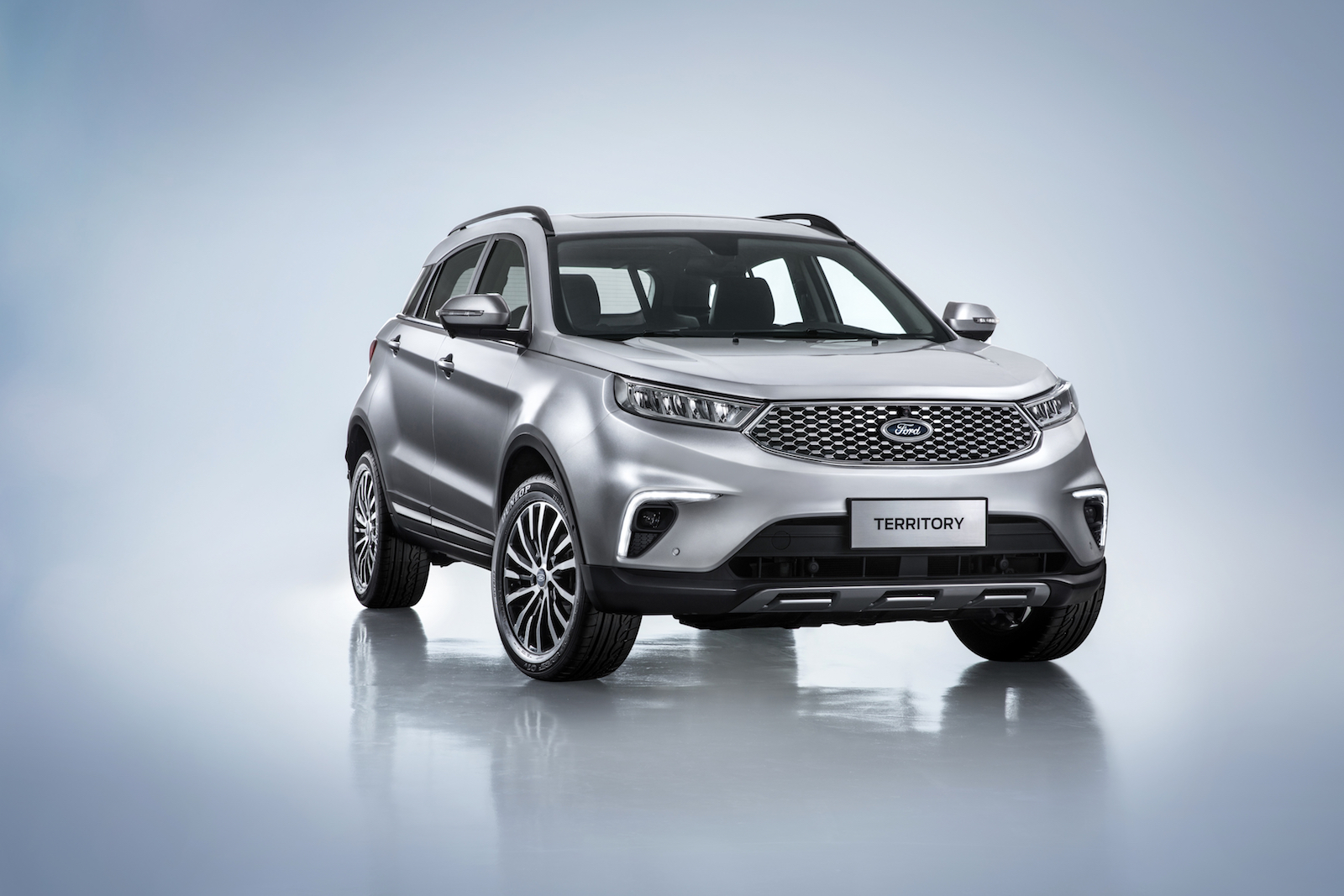 new ford territory crossover coming to china in 48v, plug-in hybrid