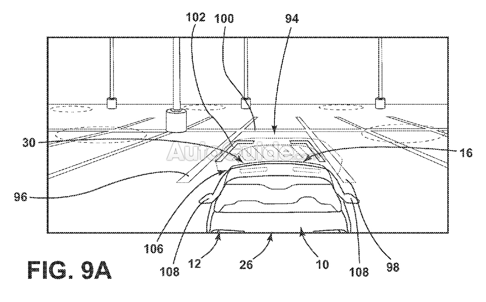 Fords New Light Patents Take The Guess Work Out Of Parking Vehicle Lighting Diagram Ford System With Dynamic Beam Pattern