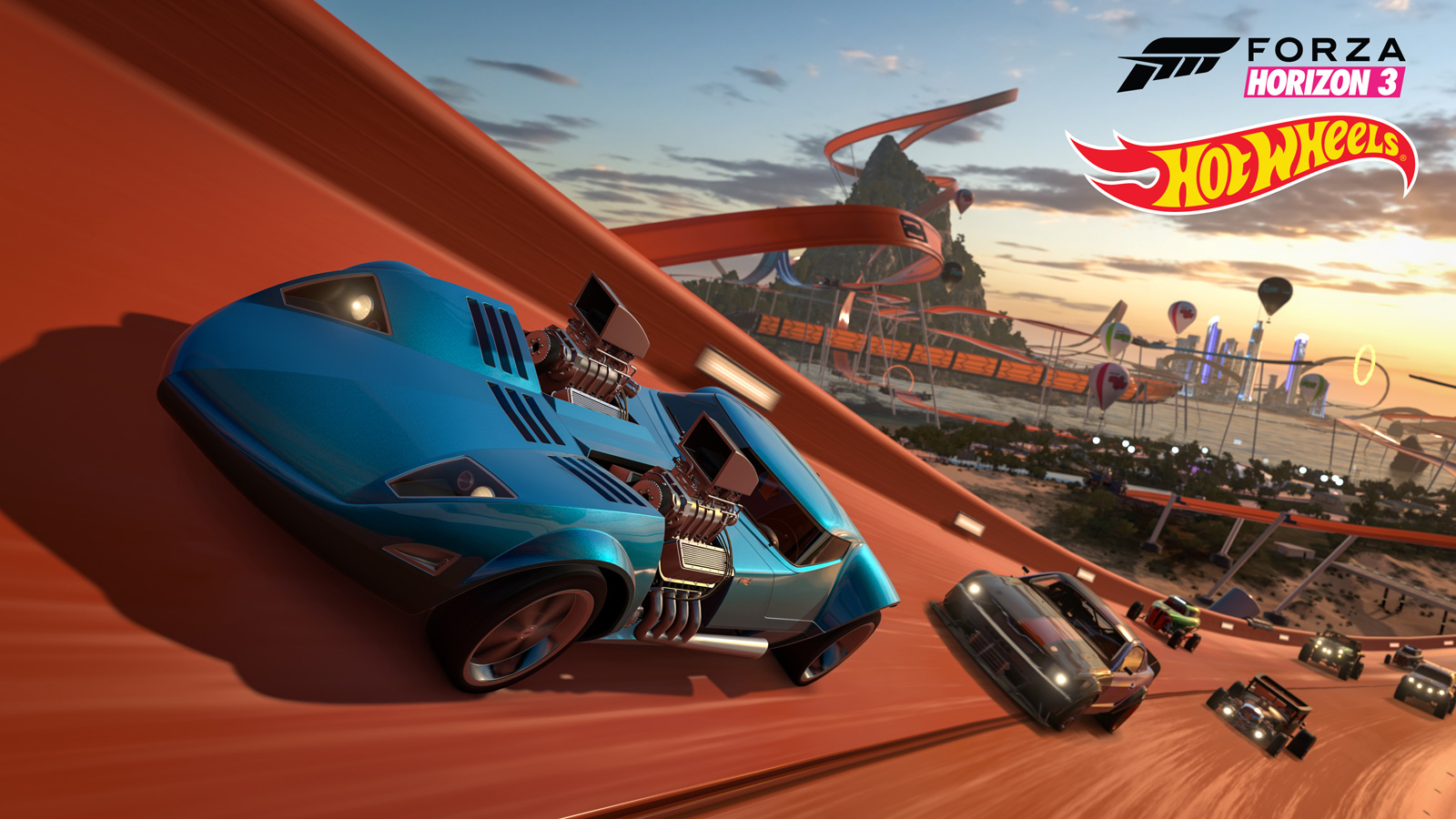 Race Hot Wheels In The Latest Forza Horizon 3 Expansion