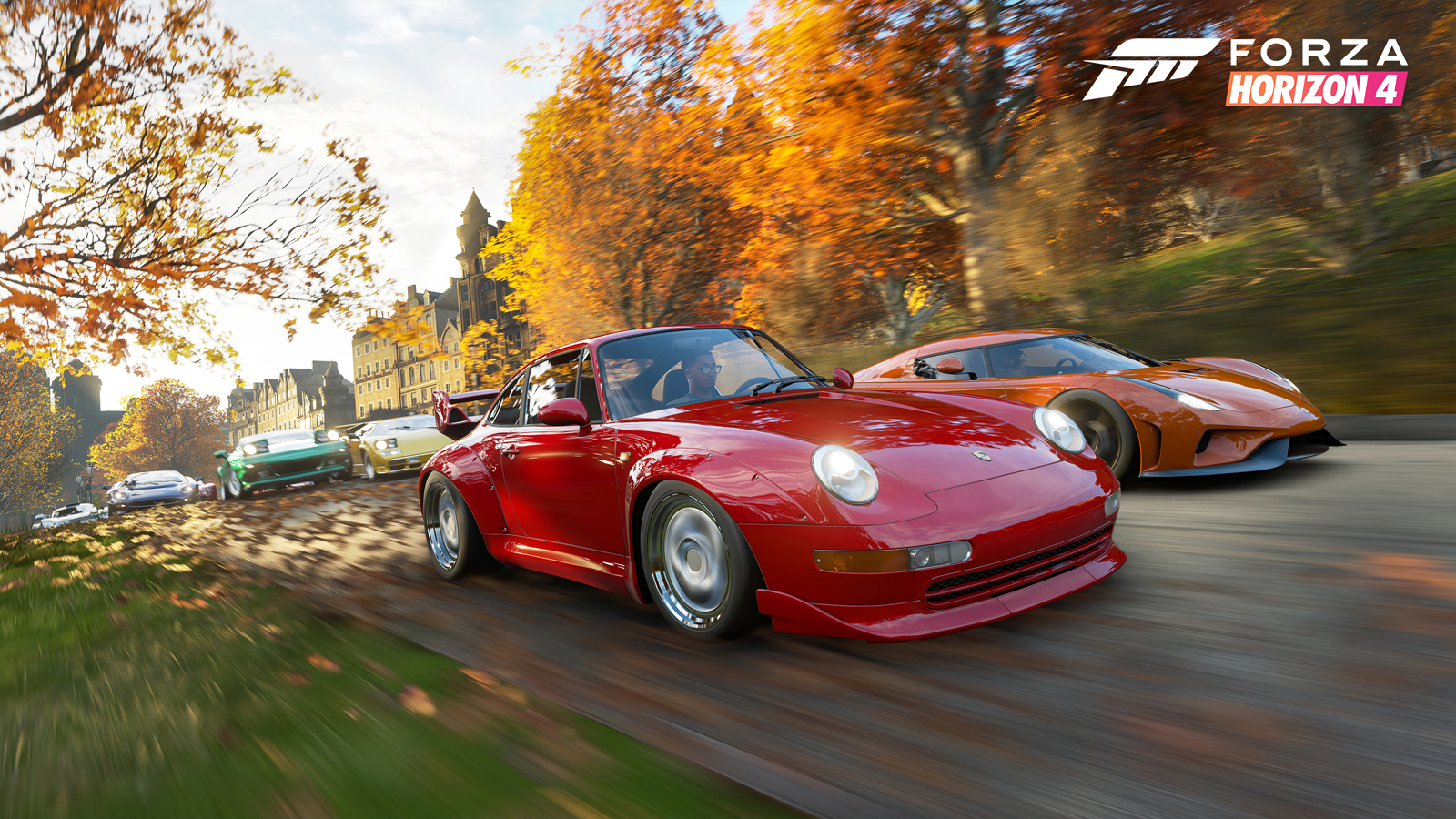 forza horizon 4 car list here it is in full autoguide. Black Bedroom Furniture Sets. Home Design Ideas