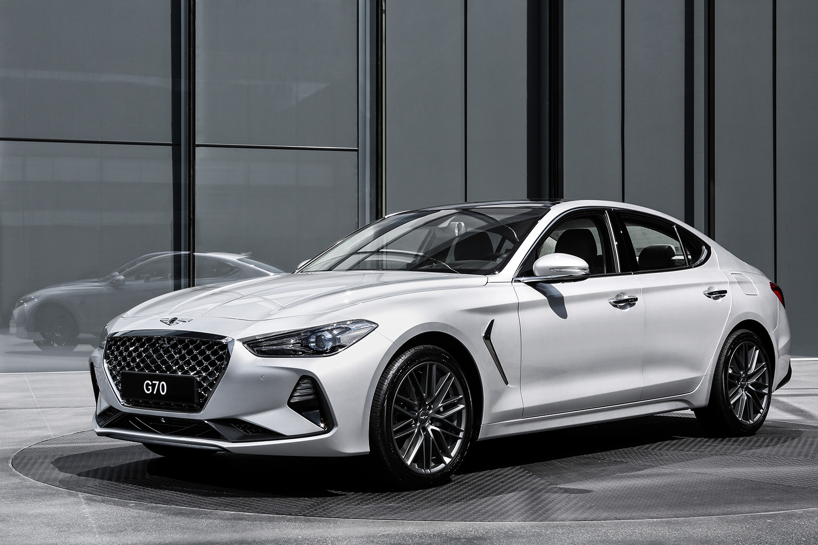 2019 Genesis G70 Getting Manual Transmission In The Us Autoguide