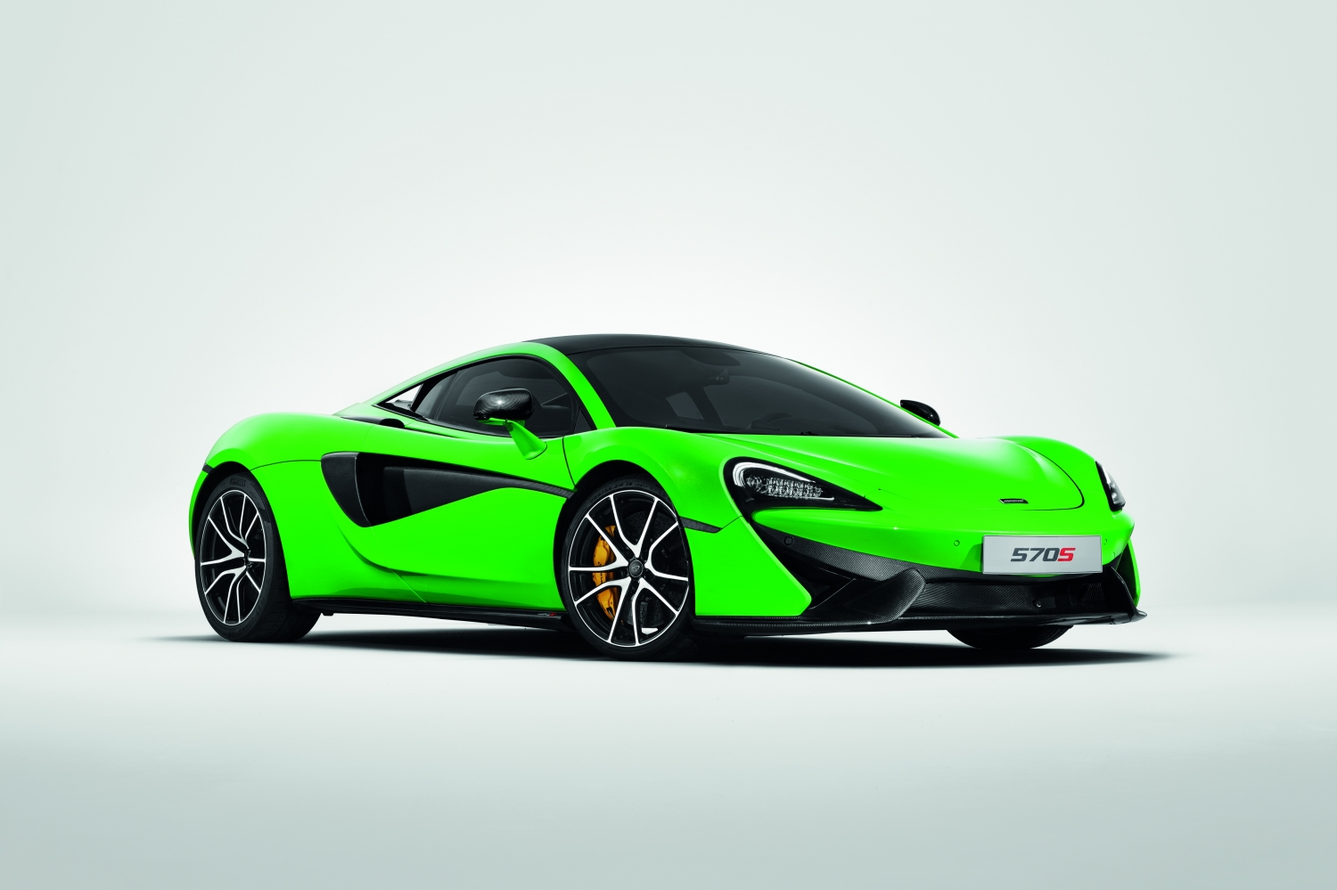 mclaren sports series cars look hot with new accessories news. Black Bedroom Furniture Sets. Home Design Ideas