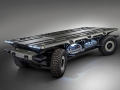 The Silent Utility Rover Universal Superstructure (SURUS) platform is a flexible fuel cell electric platform with autonomous capabilities. SURUS was designed to form a foundation for a family of commercial vehicle solutions that leverages a single propulsion system, integrated into a common chassis.