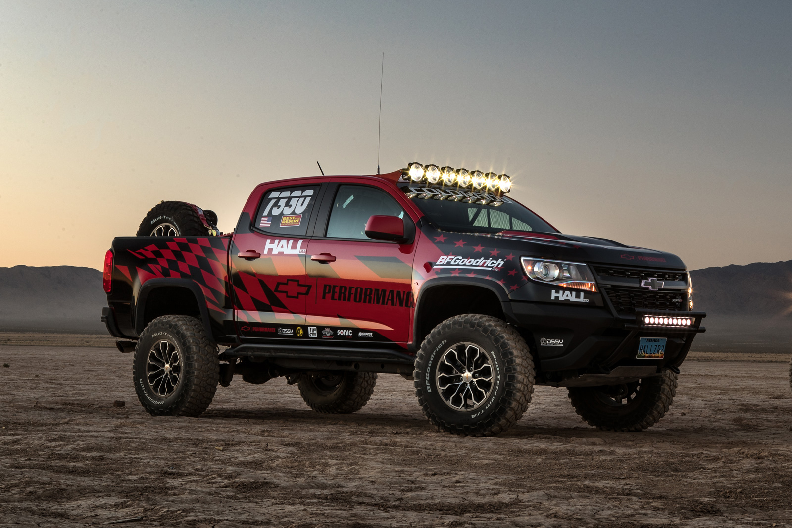 Hall racing s chevrolet colorado zr2 hall racing s chevrolet colorado zr2