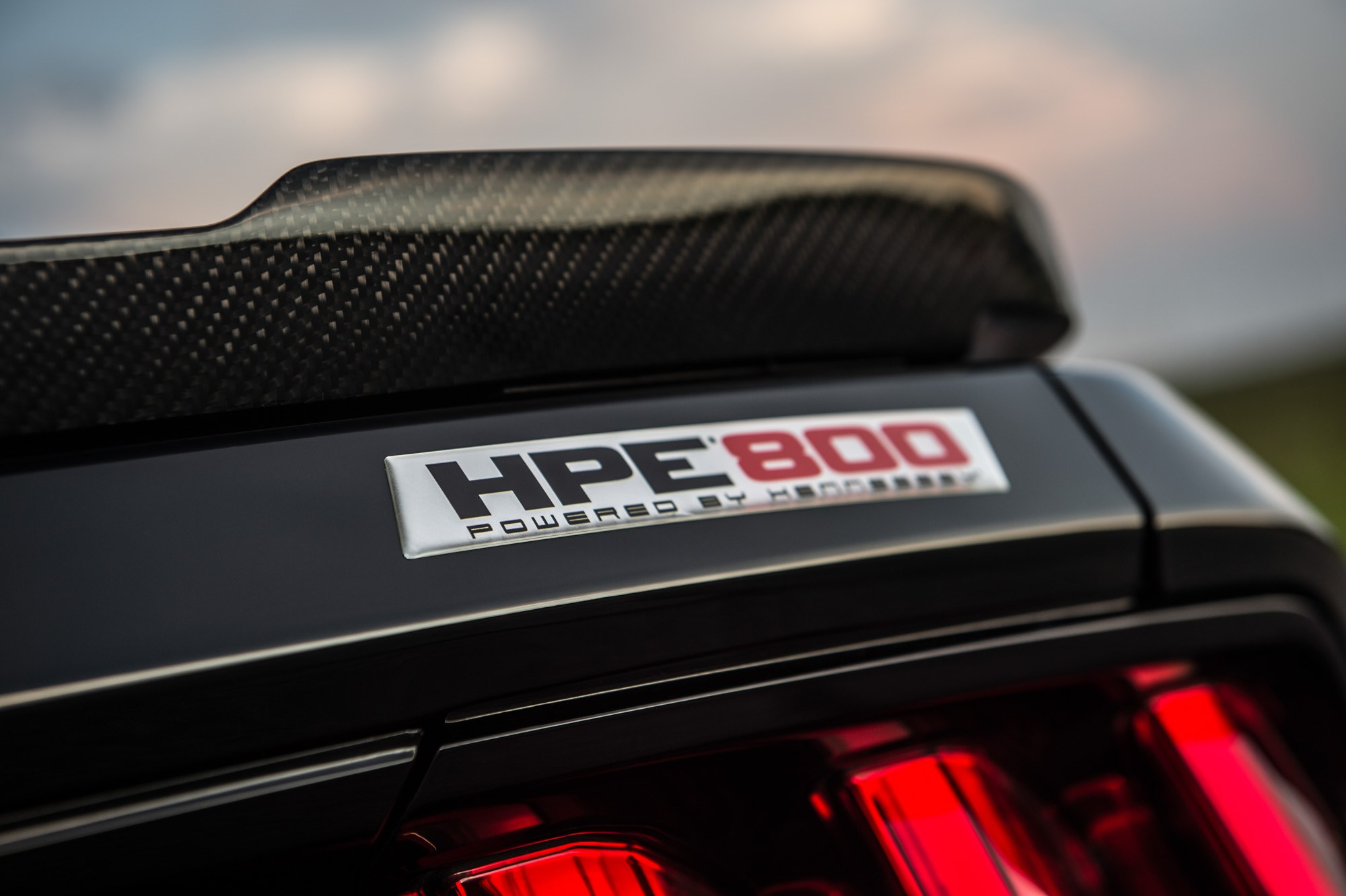 hennessey hpe500 ford mustang 08