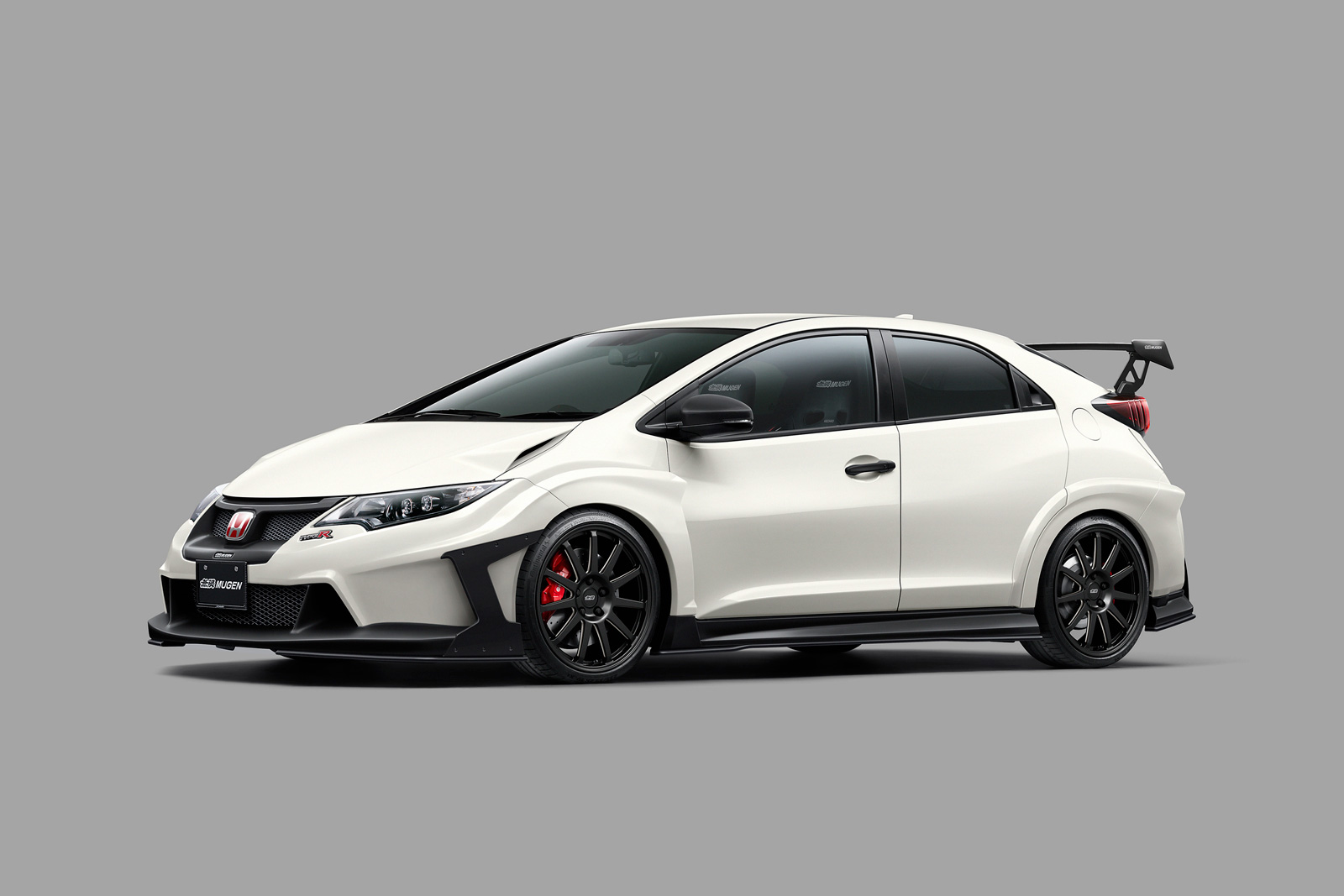 Mugen Honda Civic Type R To Be Showcased Next Month
