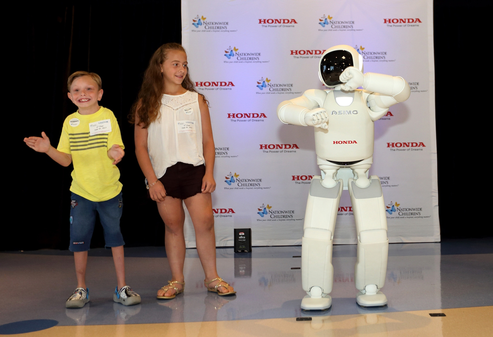 Used Tires Columbus Ohio >> Join us in Mourning the Death of Honda's Asimo » AutoGuide.com News