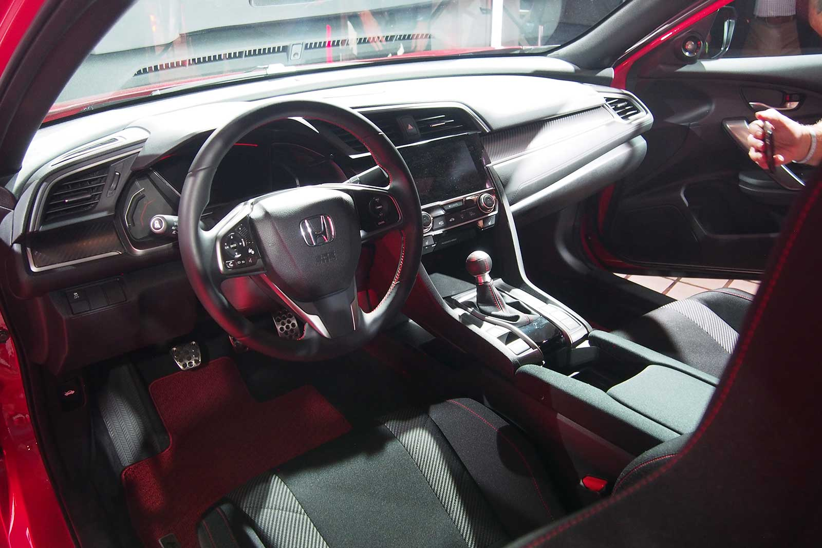 honda civic si hatchback interior honda civic si hatchback interior with honda civic si. Black Bedroom Furniture Sets. Home Design Ideas