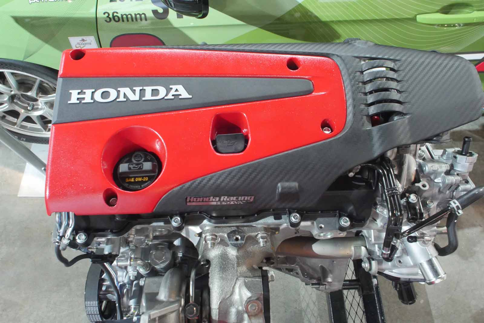 Honda Will Let You Make Anything a Type R, but There's a