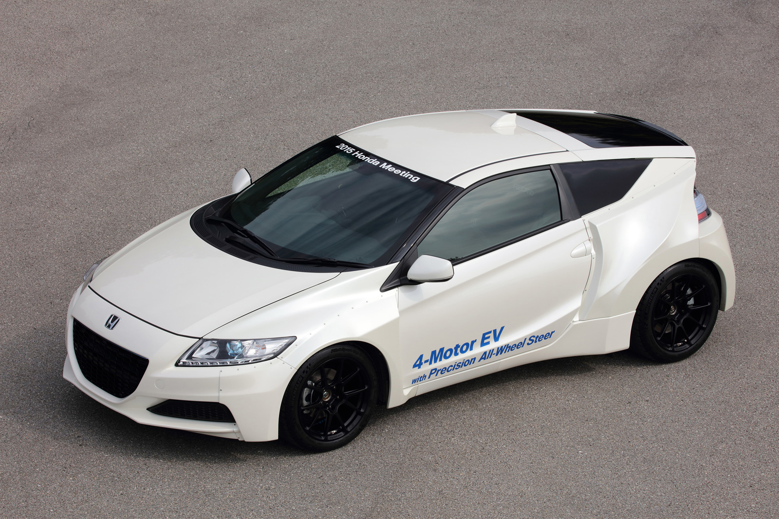 Honda Developing All Electric Sports Car With 350 HP