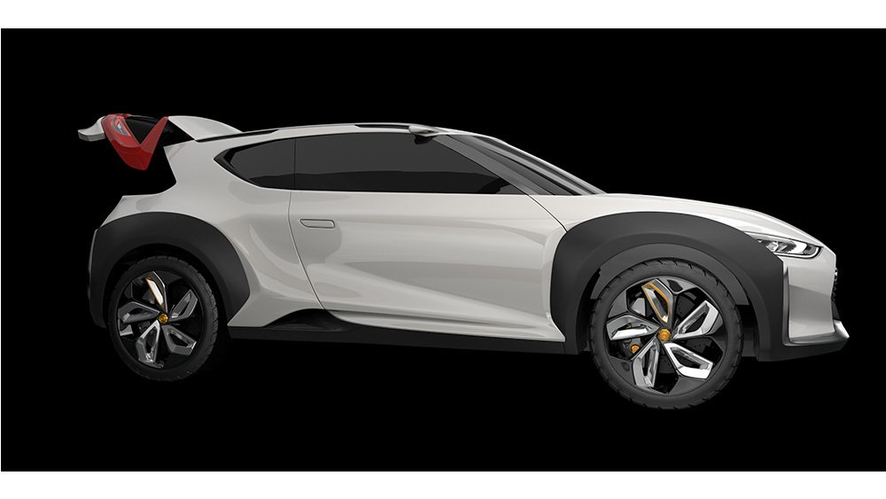Hyundai Enduro Concept Has The Soul Of A Motorcycle Autoguide News