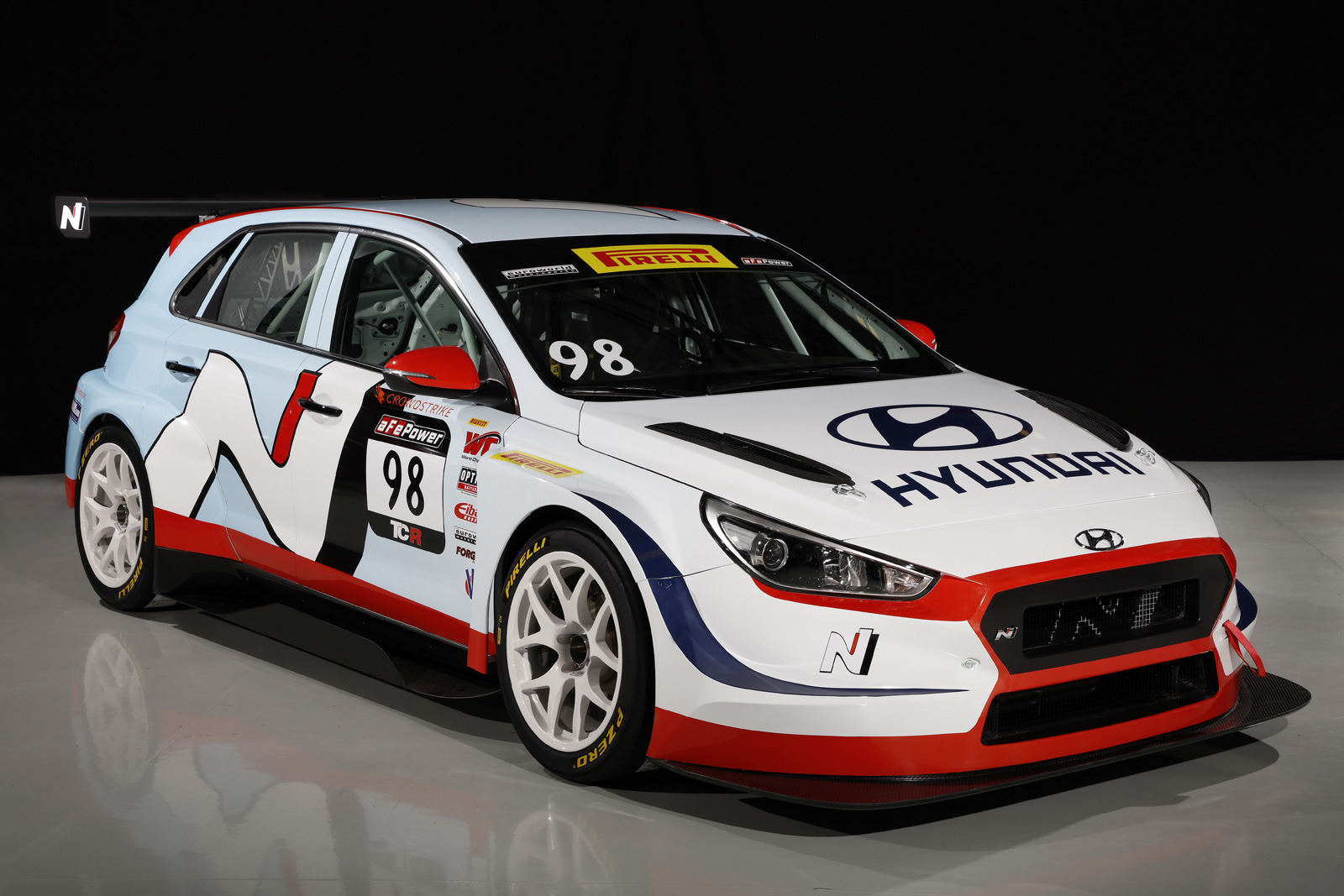 hyundai is going racing in the us with the i30 n tcr. Black Bedroom Furniture Sets. Home Design Ideas
