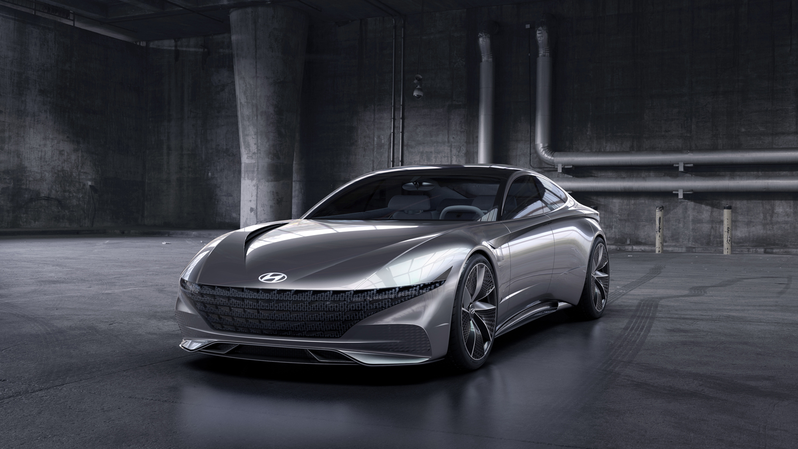 Hyundai Le Fil Rouge Concept Signals Brand's Future Styling